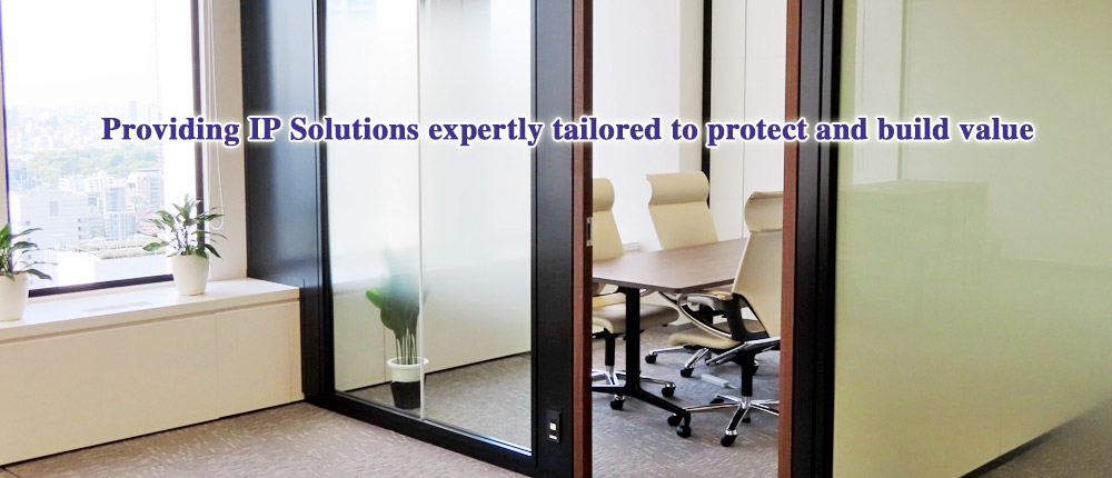 Suggesting Global IP strategy