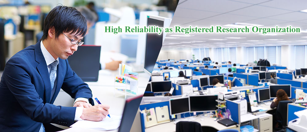 High Reliability as Registered Research Organization